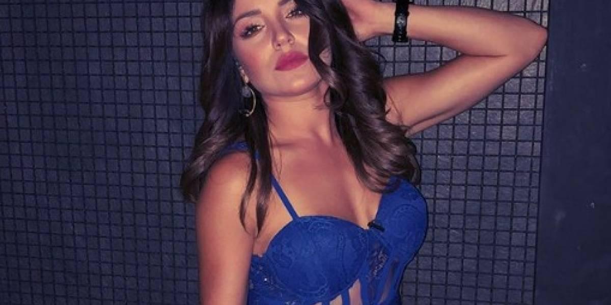 Gredmarie Colón se pone el bikini y demuestra la transformación de su espectacular figura