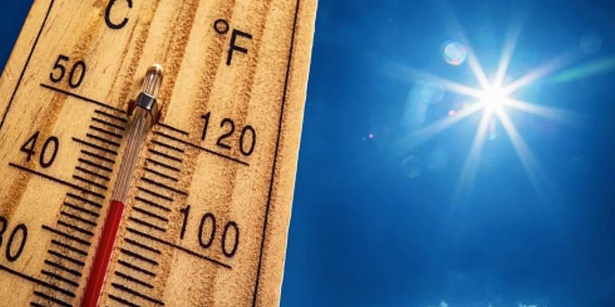Récord de temperatura máxima en Puerto Rico