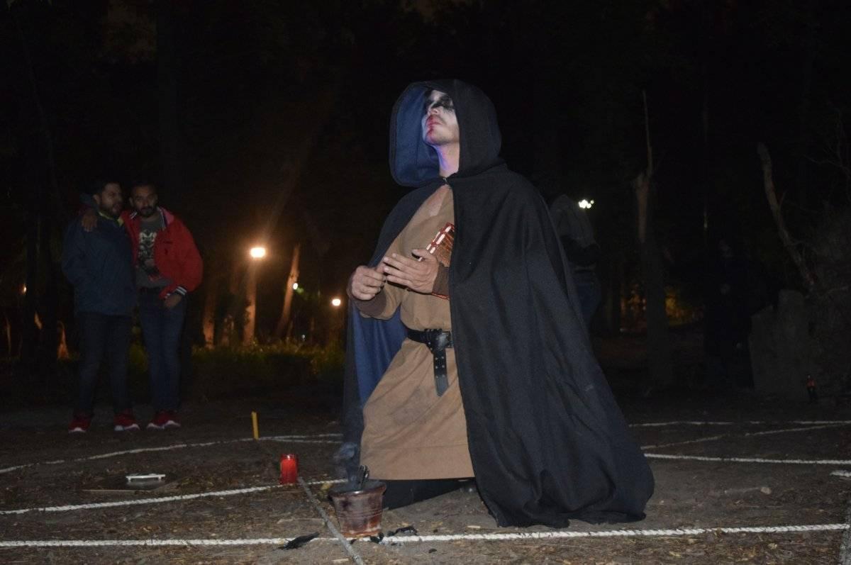 La meditación, oraciones, cantos acompañados de hechizos son elementos poderosos para los wicca Carmen Ortega | Publimetro