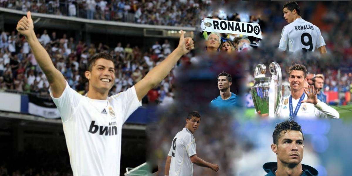 Cristiano, la leyenda que deja al Real Madrid