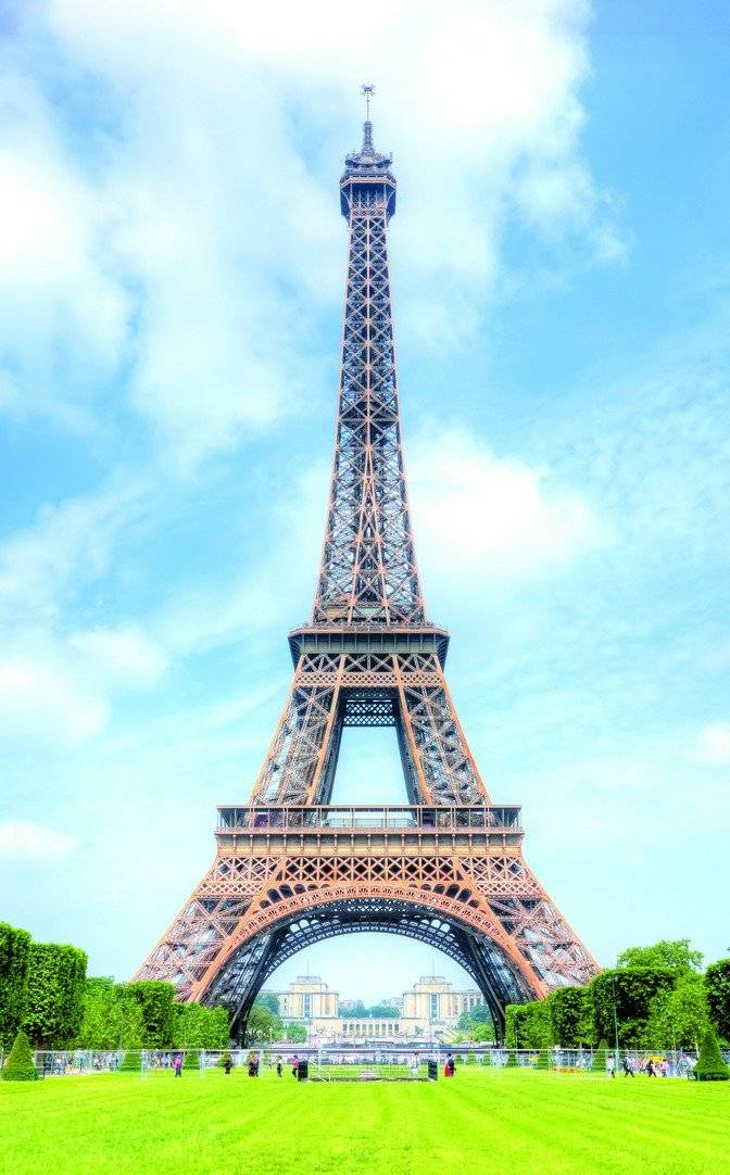 Torre Eiffel. Dreamstime