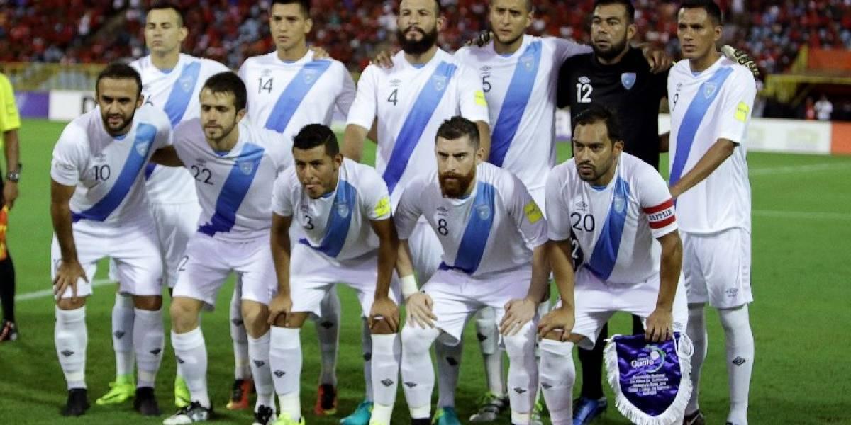 La Selección de Guatemala podría jugar en una pantalla diferente