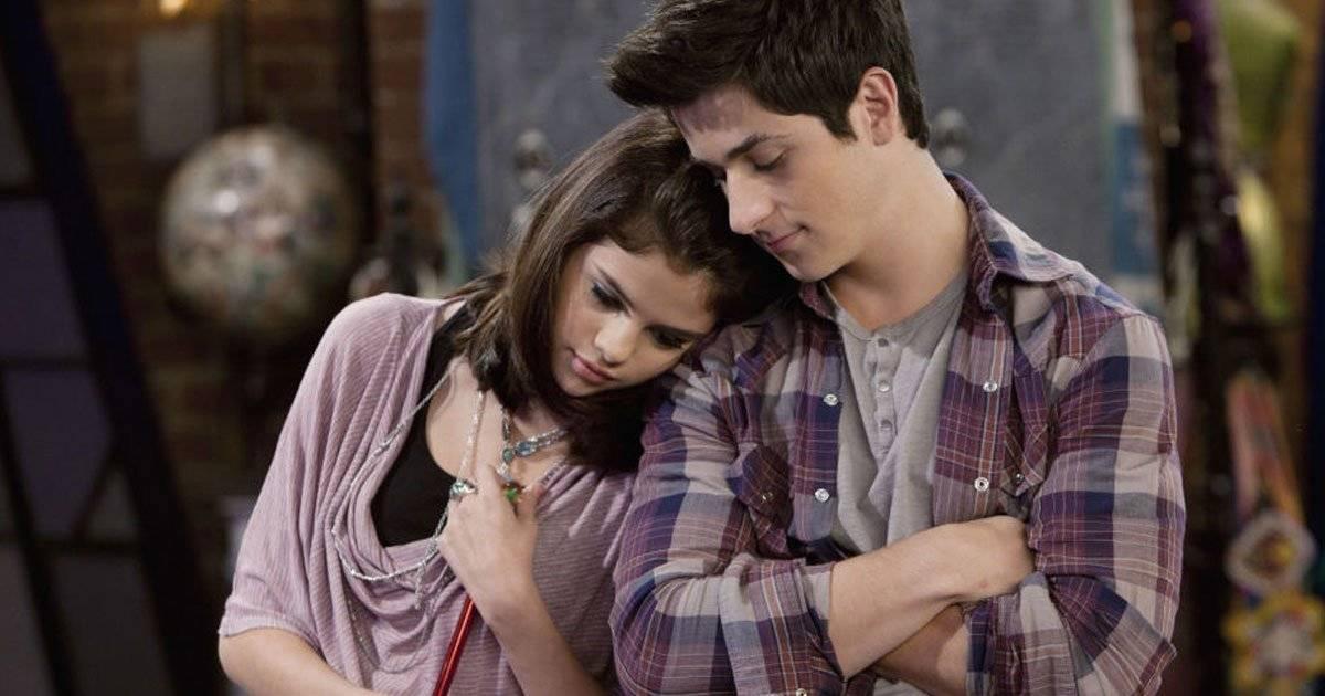 David Henrie e Selena Gomez