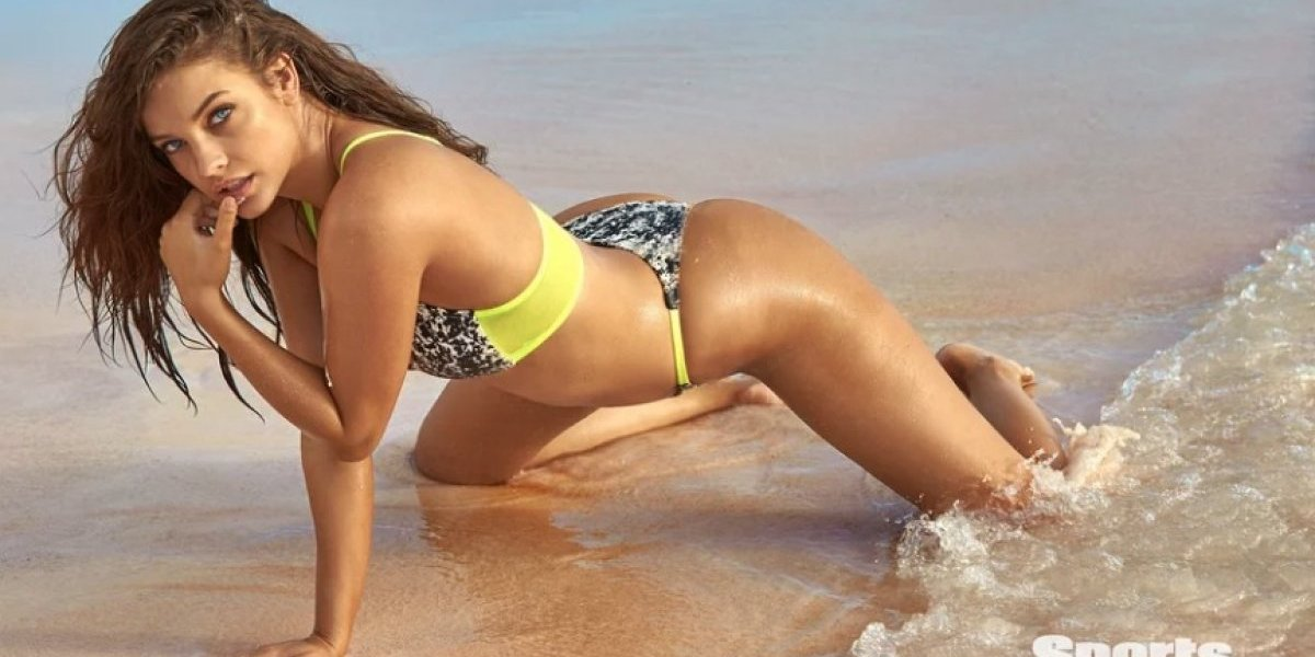 "VIDEO. La sensual y candente forma con la que ""Sports Illustrated"" celebró el 4 de julio"