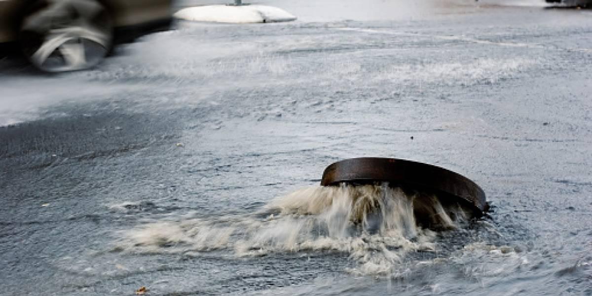 Advertencia de inundaciones para pueblos del este