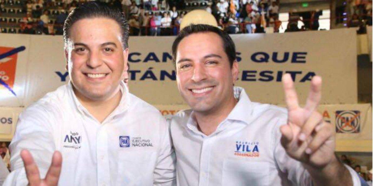 Cómputos distritales dan victoria a Mauricio Vila en Yucatán