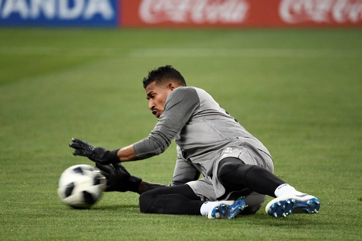 José Calderón estuvo en el Mundial de Rusia