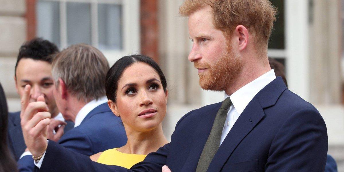 Príncipe Harry evita uma antiga tradição real por conta de Meghan Markle