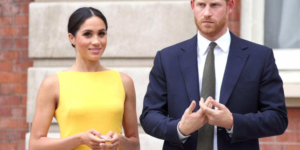 Príncipe Harry teria proibido roupa de Meghan Markle em evento oficial, diz jornal