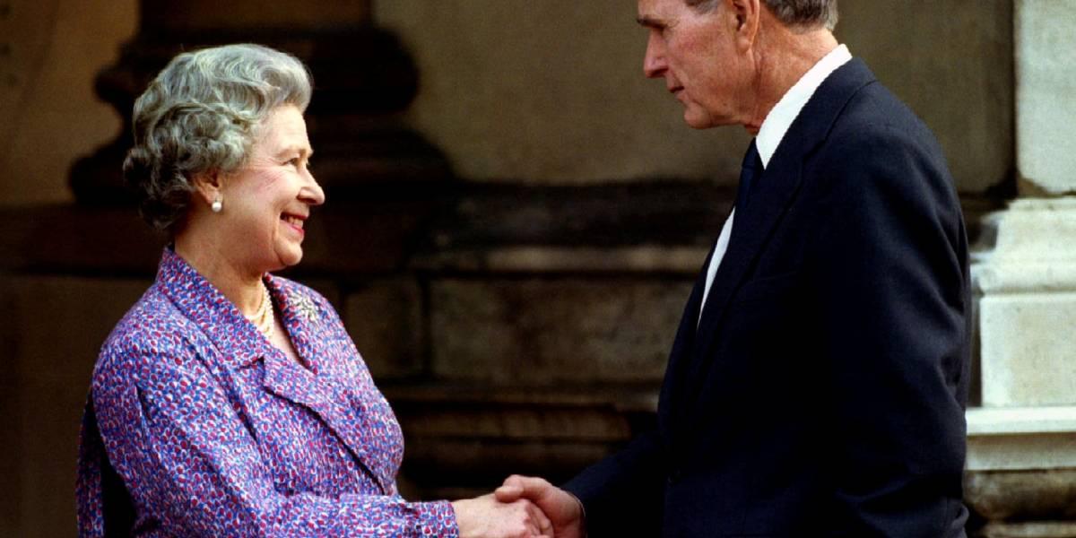Rainha Elizabeth II já conheceu 11 presidentes americanos; veja fotos