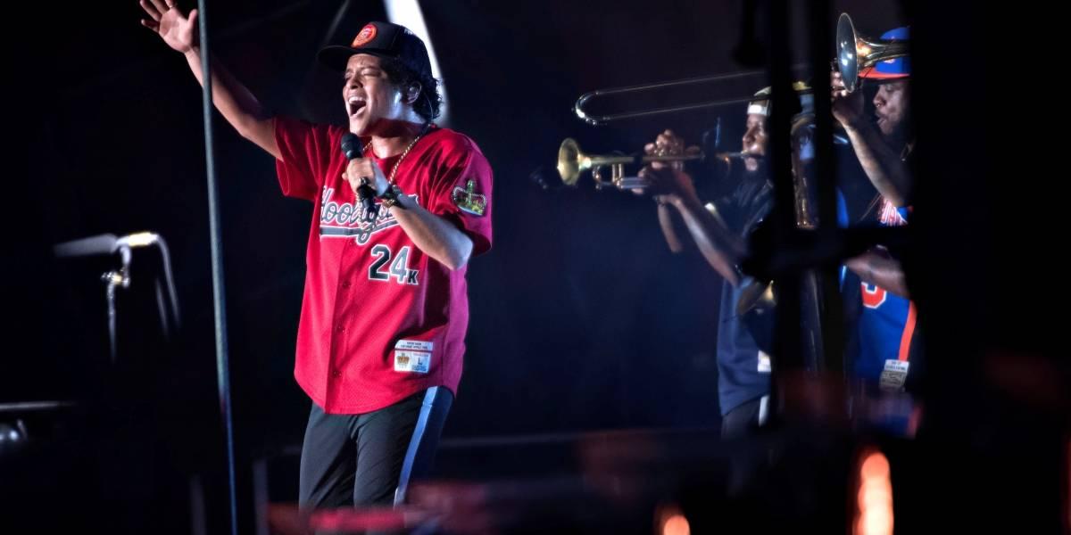 Bruno Mars, U2 e Justin Timberlake têm as turnês mais lucrativas do momento