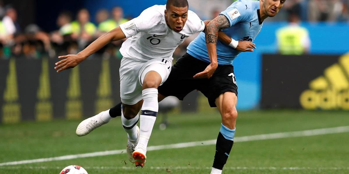 O que acontece se Uruguai x França terminar empatado