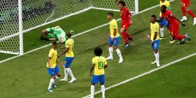 gol belgica brasil