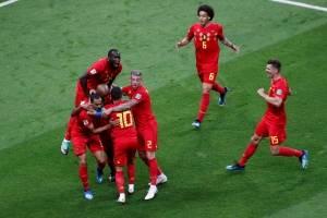 Belgica Brasil futebol