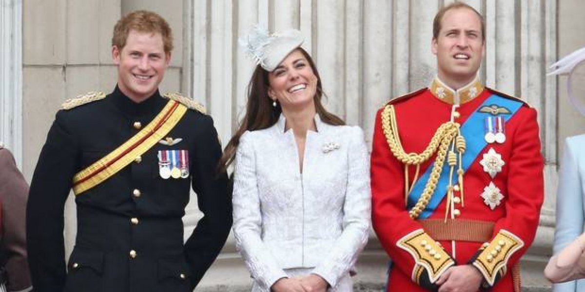 O sacrifício que príncipe Harry fez para que William se casasse com Kate Middleton