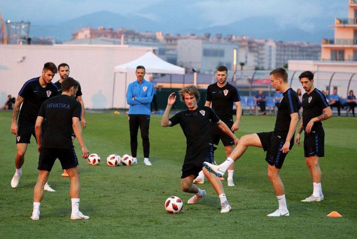 rusia vs croacia: EN VIVO ONLINE por los cuartos de final del Mundial Rusia 2018 EFE
