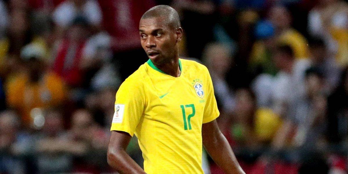 ¡Fernandinho en contra! Brasil se estaca a sí mismo