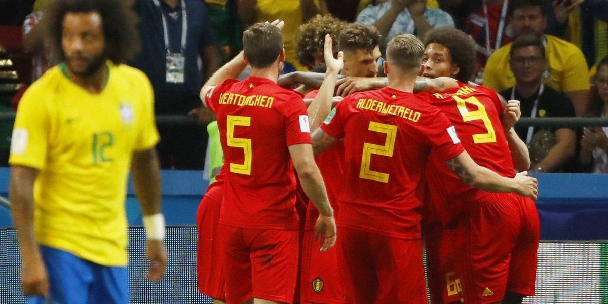¡Eurocopa 2018! Bélgica echó al último sudamericano que quedaba