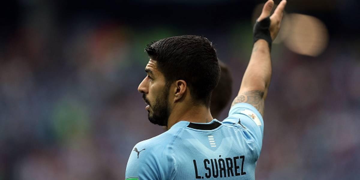 El mensaje de Luis Suárez tras eliminación de Uruguay del Mundial Rusia 2018