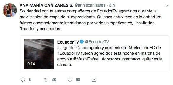 Tuit de Ana María Cañizares