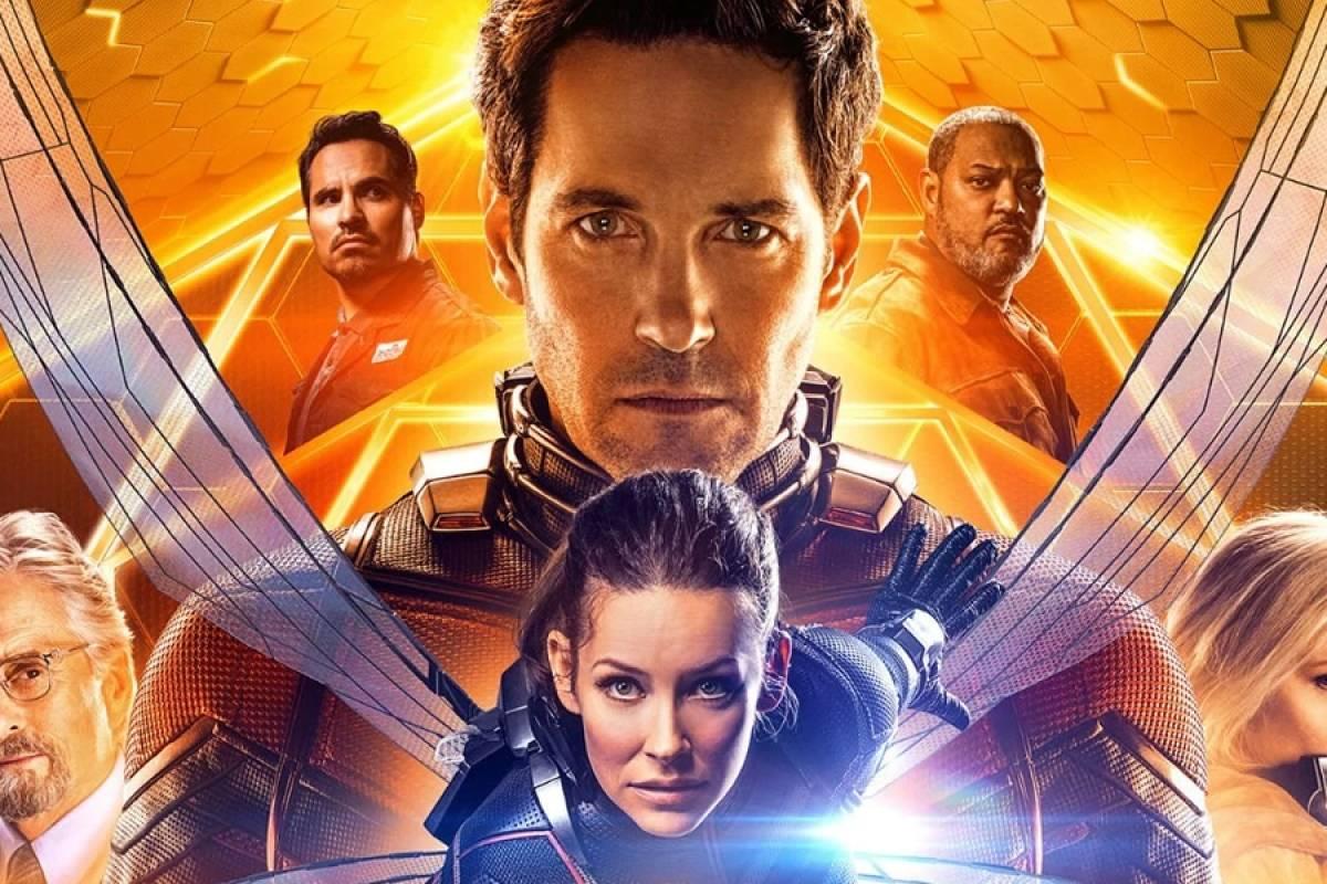 Ant-Man and The Wasp será la última película de Marvel que llegue a Netflix