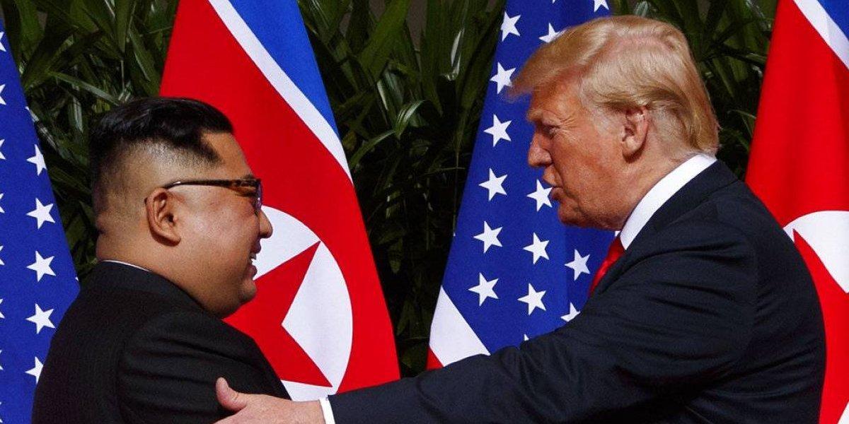 Se lo envió autografiado: el sorprendente regalo de Trump a Kim Jong-un tras inesperada confesión de líder de Corea del Norte en histórica cita
