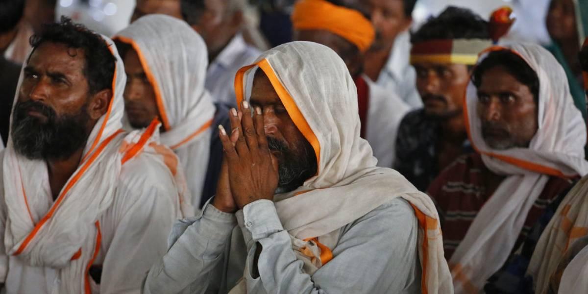 Muertes en India por mensajes en redes alegadamente falsos