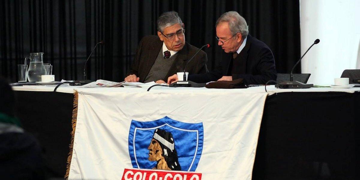 ¿Y ahora Colo Colo? El escenario del directorio de Blanco y Negro tras la confirmación de Ruiz-Tagle como presidente