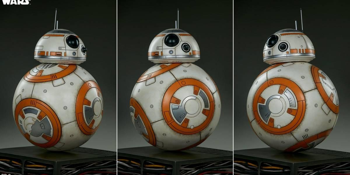 Este BB-8 tamaño real es caro y no se mueve