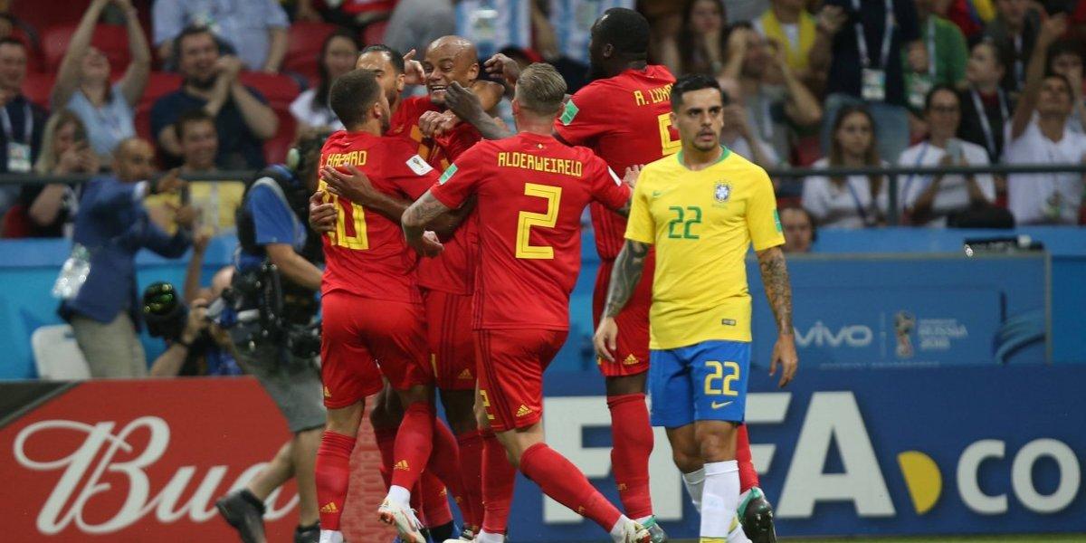El diablo asusta a Brasil y lo deja fuera a Brasil del Mundial