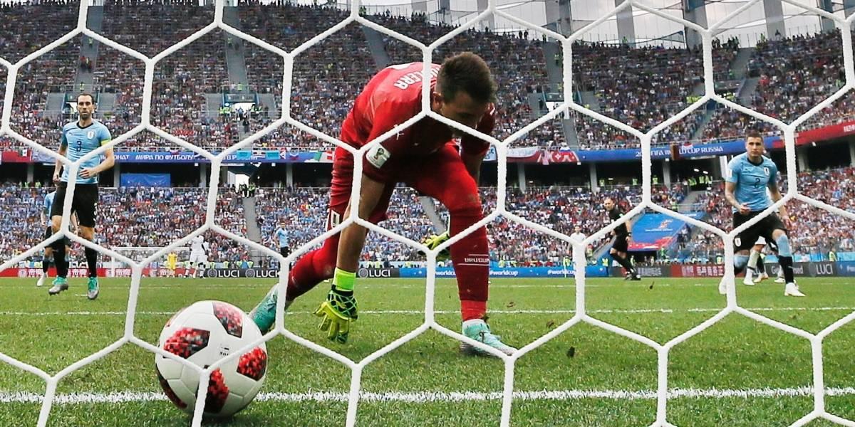 ¡A Uruguay se le escapó de las manos su clasificación a semifinales!