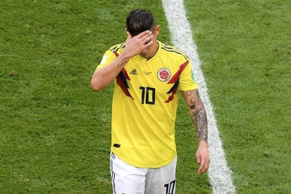 James Rodríguez sería operado por su lesión
