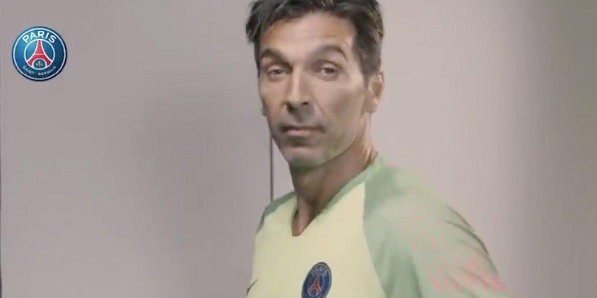 Golpe al mercado de fichajes: Gianluigi Buffon es el nuevo arquero del PSG