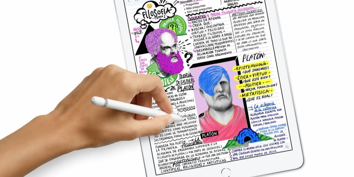 iPad está de vuelta: y es compatible con un adictivo lápiz realista