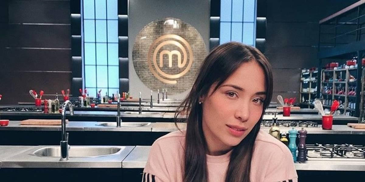 Luisa Fernanda W hizo trampa en 'MasterChef Celebrity'