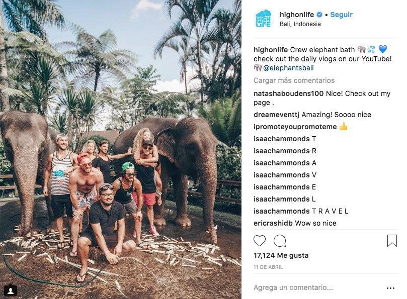 Tres youtubers mueren al precipitarse por una cascada Instagram