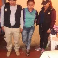 capturados por asesinato de Olgui Peralta