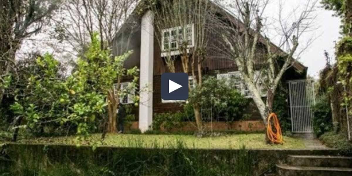 A casa russa de Curitiba