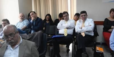 """Conclusiones del juicio por el caso """"IGSS-Pisa""""."""