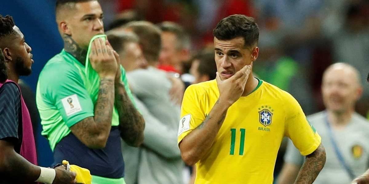 Copa do Mundo: 'Vamos receber pancadas de todos os lados', diz Coutinho