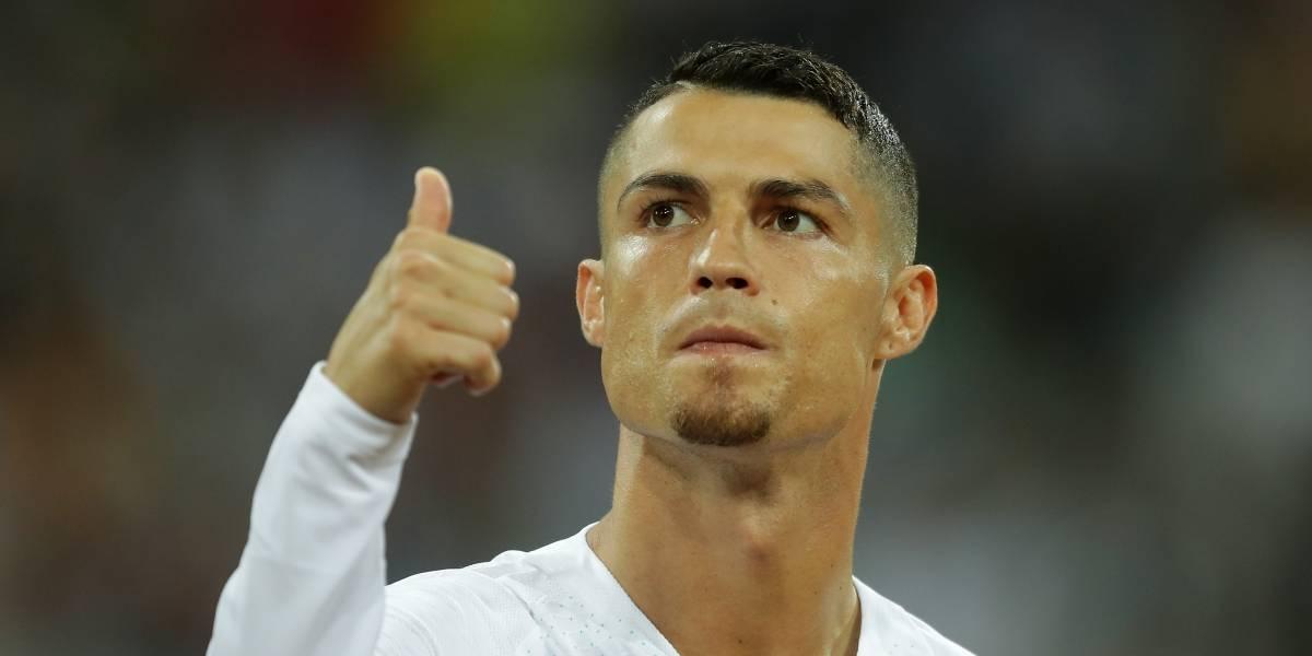 Dicen que Facebook prepara un reality show de Cristiano Ronaldo