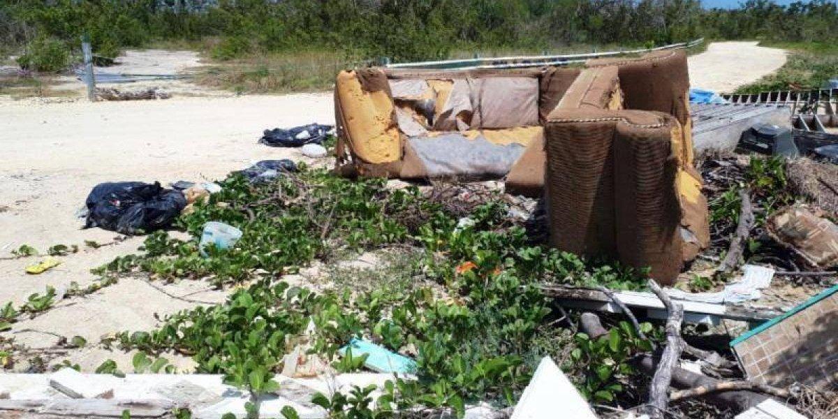 Piden investigar estado en que se encuentra reserva natural Punta Cucharas