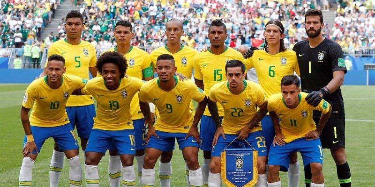 Grave lesión deja fuera del Mundial a una de las estrellas de Brasil