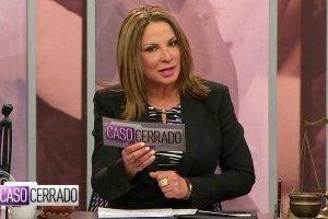 VIDEO. Intentan secuestrar a Ana María Polo en pleno programa de Caso Cerrado
