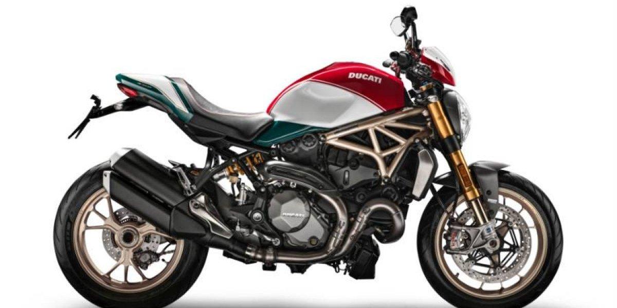 Con una edición limitada, Ducati festeja los 25 años de su Monster