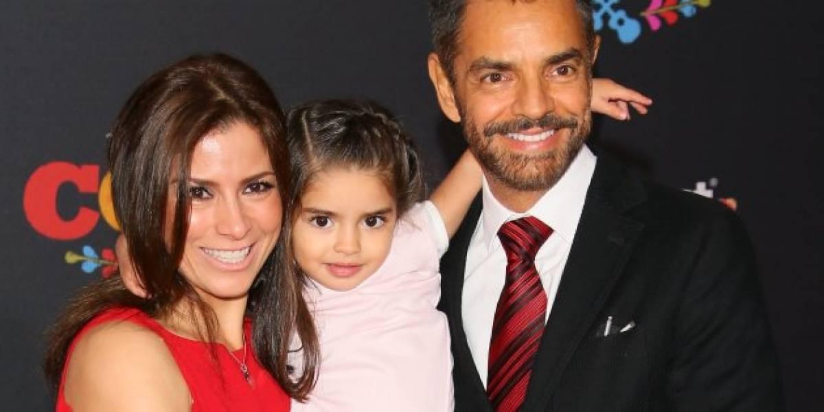 ¿Eugenio Derbez espera su quinto hijo? Su esposa despierta las sospechas