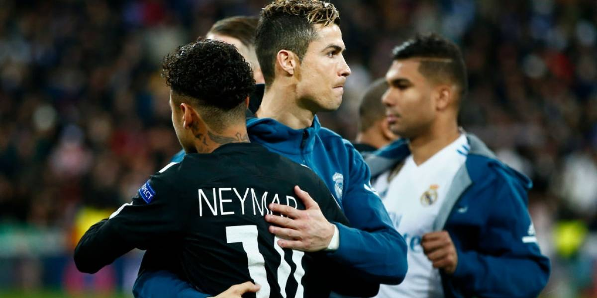 Neymar es la opción que se reactiva en Real Madrid tras la inminente partida de Cristiano