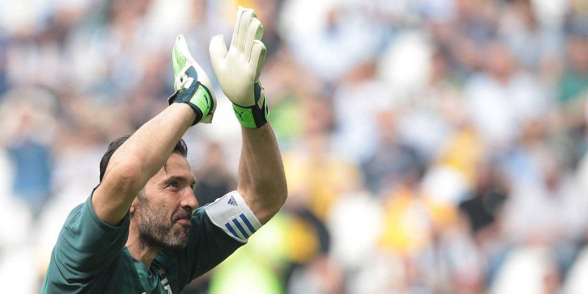 VIDEO: Buffon se despide con emotivo mensaje de la Juve