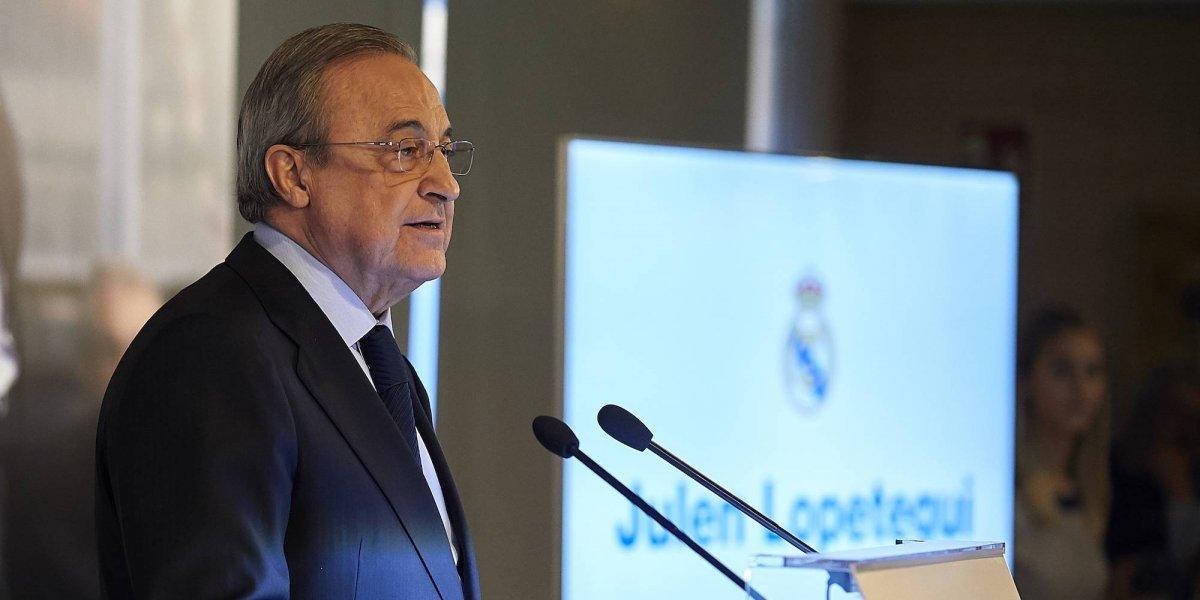 Cancelan partido entre Real Madrid y Puebla