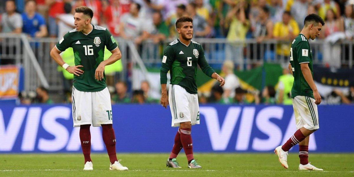 'Maldición mexicana' deja a Brasil sin Copa del Mundo